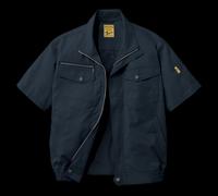 空調服™半袖ブルゾン(ファン無し)